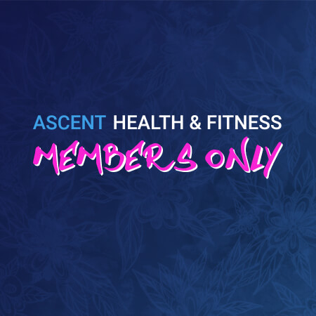 Ascent Health & Fitness membership